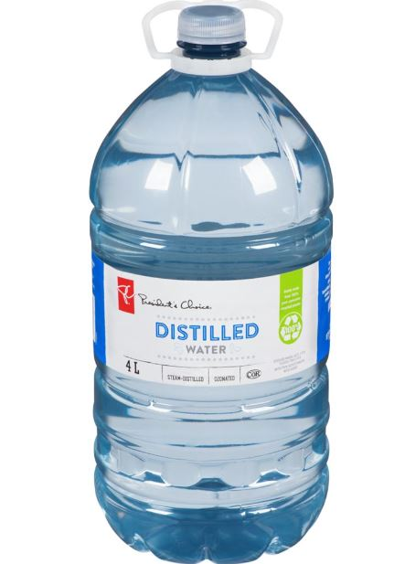 The Health Benefits Of Distilled Water Distilled Water Health Benefits Health